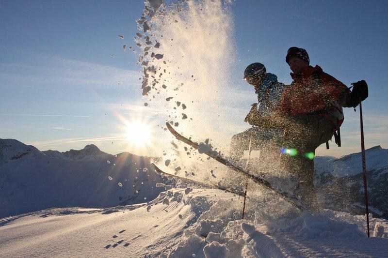 Kleinwalsertal Skigebiet Frank Drechsel (c) Frank Drechsel - Kleinwalsertal Tourismus eGen _ Fotograf_ Frank Drechsel