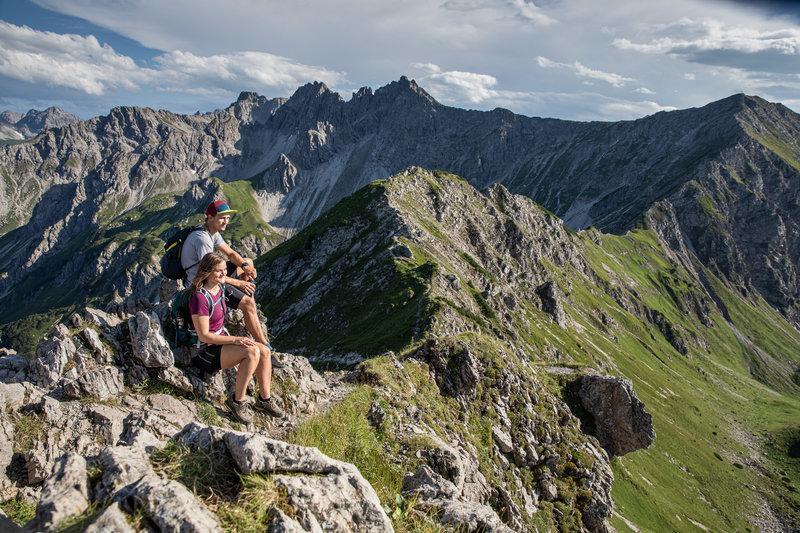 Wandern Kanzelwand Gipfel @Bastian Morell (5).JPG